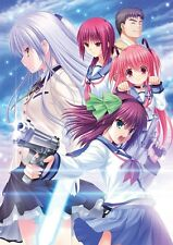 New! Angel Beats! -1st beat- Windows /K4W-02485 Video Game With Tracking
