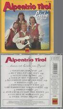 CD--ALPENTRIO TIROL--...DANN IST LIEBE IM SPIEL