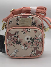 Loungefly Disney Aristocats Floral Crossbody Purse Bag - Marie Duchess Thomas O