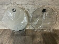 """More details for mapex by remo tom drum heads skins set of 2 16"""" (unused)"""