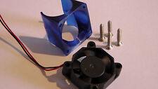 v6 extruder fan and bracket 12v for long distance extruder , 3D printer part
