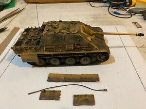 Unimax Forces of Valor Jagdpanther 1944 Antihuiest 80058, 2004 ***Please Read