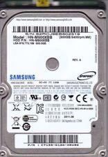 Samsung hn-m500xbb P/N: c7133-g12a-a5ub6 500GB USB 2.0 c7-01
