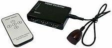 5 WAY HDMI SWITCH+REMOTE Audio Visual Switches - CV64667