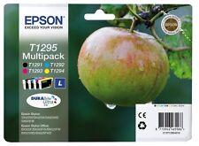 Epson Original T1291 T1292 T1293 T1294 T1295 Multipack For Epson Printers NO BX