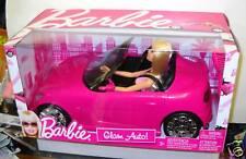 #8778 NRFB Mattel Barbie Glam Auto Car & Doll Giftset