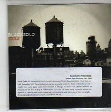 (CG772) Blackgold, Idols - 2009 DJ CD