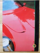 Caterham 21 Rare 1996 Original Haute-Brillant Voiture Sports Brochure - Lotus