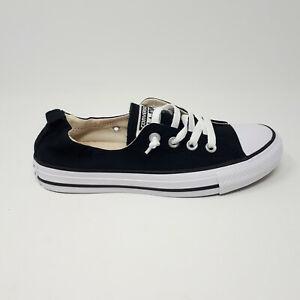 NEW Converse Women's Chuck Taylor All Star Shoreline Slip On Shoe Black Size 7