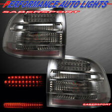 Set of Pair Smoke Lens LED Taillights for 2003-2006 Porsche Cayenne