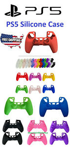 New Silicone Cover Protective Rubber Skin Gel Case Playstation 5 PS5 Controller