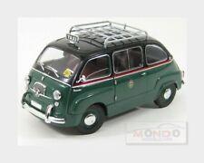 Fiat 600D Multipla Con Portapacchi Taxi Milano 1961 Miniminiera 1:18 MMT74302