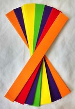 Pack of 90 Coloured Paper Chains - Suitable for Children over 36 months