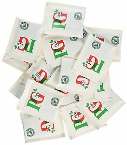 PG Tips Tea Bags Sachets - Individual Enveloped Tagged Tea Bags - 100% Black Tea