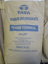 BICARBONATE OF SODA 25KG BAG - TECHNICAL GRADE, NOT FOR EDIBLE OR MEDICINAL USE