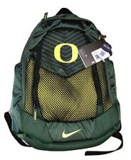 Brand New Nike Oregon Ducks Vapor Power Max Air Backpack Green/Gold BA5285-371