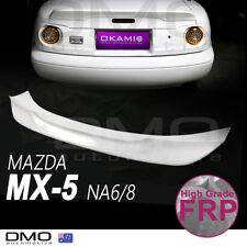 Mazda MX-5 Miata NA 89-98 OKAMI TR-style Duck Tail Rear Spoiler FRP