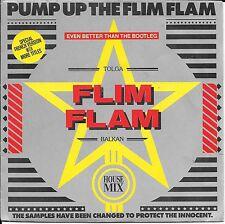 "45 TOURS / 7"" SINGLE--TOLGA "" FLIM FLAM"" BALKAN--JOINT MIX / JOINT BEAT'S--1988"