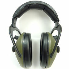 HEARING PROTECTION / ELECTRONIC EAR DEFENDERS for SHOOTING (27dB SNR)