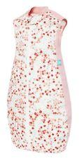 ErgoPouch Organic Cotton 0.3 TOG Summer Sleeping Bag 2 - 12 Mths Pink Floral