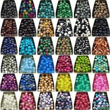 Series II lot natural gemstone spacer loose beads 4mm 6mm 8mm 10mm 12mm stone