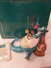 """WDCC Disney Classic THE RELUCTANT DRAGON """"The More The Merrier""""  *NIB*"""