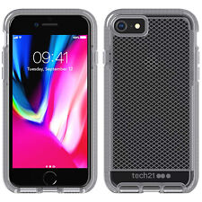 tech21 Evo Check Drop Protection Case for iPhone 7 / 8 - Mid Grey