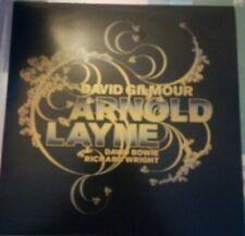 "David Gilmour & David Bowie-Arnold Layne-UK Vinyl 7""-Pink Floyd Psych-2006-"