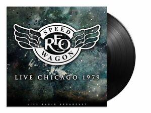 REO Speedwagon – Best Of Live Chicago 1979  New  LP  Vinyl  in seal