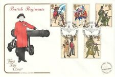6 JULY 1983 BRITISH ARMY COTSWOLD FIRST DAY COVER PARACHUTE REGIMENT SHS