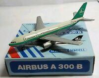 SCHABAK 1:600 SCALE DIECAST LUXAIR AIRBUS A300 B - 903/17