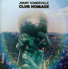 Club Homage (uk) 5013929846029 by Jimmy Somerville CD