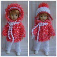 "Зима  10"" boneka  by Dianna Effner Hand Knit"