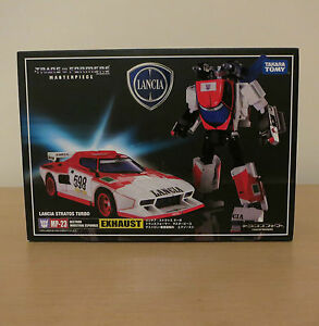 Transformers Official Takara Tomy Masterpiece MP23 Exhaust