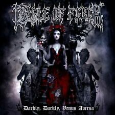 Cradle of Filth-Darkly, Darkly, Venus Aversa CD NUOVO OVP