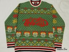RARE NEW TWIZTID CHRISTMAS SWEATER SIZE 3XL MNE UGLY JUGGALO ICP
