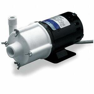 "New Little Giant 2-MD-SC Magnetic Drive Pump 1/25 HP 1/2"" FPT"