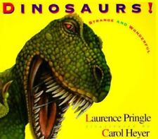 Dinosaurs! Strange and Wonderful (Picture Puffins) by Pringle, Laurence