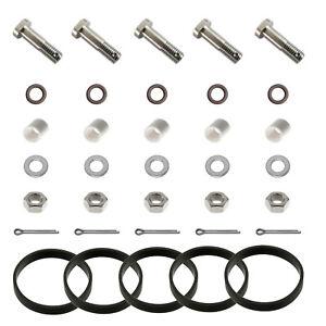 Drallklappen Reparatursatz für Mercedes 2.7 270 CDI W203 W210 W211 OM612 OM647