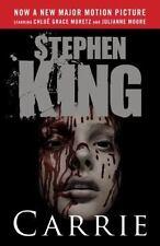 Carrie by Stephen King (2013, Paperback, Movie Tie-In)