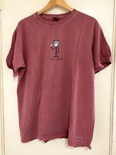 Life is Good Ben & Jerry's T-Shirt Men's L