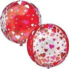 Palloncini rotondo rosso san valentino per feste e party