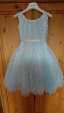 Beautiful Monnalisa Couture Dress Age 7 Years