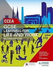 CCEA GCSE Learning for Life and Work by Michaella McAllister, David Mcveigh,...