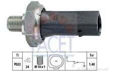 FACET Interruptor de control la presión aceite VOLKSWAGEN GOLF SEAT AUDI 7.0135