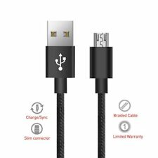 Câble micro USB vers USB 1 ,2 ,3 mètres pour chargeur et données samsung
