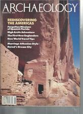 ARCHAEOLOGY - MAY/JUNE 1988