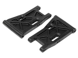 HPI-67385 HPI (HOT BODIES) D8/VORZA FRONT SUSPENSION ARM SET NEW
