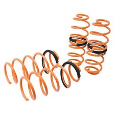 """For Ford Fiesta 11-18 1.375"""" x 1.75"""" Front & Rear Lowering Coil Springs"""