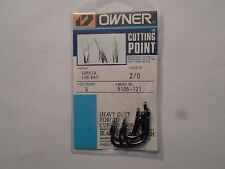 1 POCHETTE HAMECONS OWNER CUTTING POINT NO 2/0